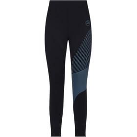 La Sportiva Supersonic Pants Women black/pacific blue